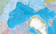 Northern Circumpolar Region (2008); Detailed coverage of all parts of the world north of approximately 50 degrees latitude.